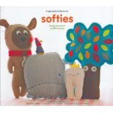 Softies: Simple Instructions for 25 Plush Pals (Spiral-bound)By Therese Laskey