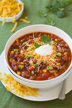 Taco Soup on FoodBlogs.com