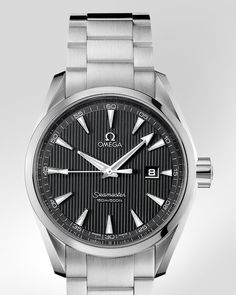 OMEGA Watches: Seamaster Aqua Terra Quartz - Steel on steel - 231.10.39.61.06.001