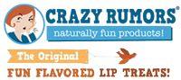 Des soins lèvres naturels et fun ! Telle est la mission de Crazy Rumors - des soins lèvres différents de tout ce qui existe sur la marché ! Les ingrédients les plus purs du monde associés aux arômes les plus délicieux. les baumes lèvres Crazy Rumors révèlent des parfums étonnants et des goûts qui redonnent le sourire aux lèvres ! #vegan #naturel #bio #gourmand #levres #soin #baume Stick 4,2 gr - 4€ www.officina-paris.fr
