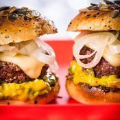 Le burger de Brice Morvent - une recette Burger maison - Cuisine