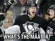 What's The Maata? hockey memes