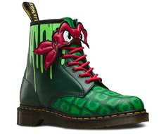 RAPH DMS GREEN 21754313 by Dr. Martens