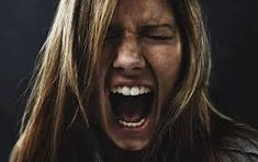 Image result for angry woman portrait