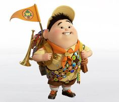 Russell from UP :)
