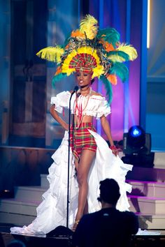 MISS ST. LUCIA