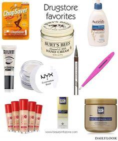 Beautysets - Drugstore favorites