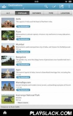 India Travel Guide By Triposo  Android App - playslack.com , A complete interactive guide to India that works offline.Features:- India In Depth: the background info that you need to have before you go.- A country map highlighting all the cities and national parks.- Complete city guides for Delhi, Mumbai, Chennai, Agra and Kolkata with lots of sights, restaurants, things to do and an offline city map.- Mini guides for less important destinations.- Hindi, Tamil and Telugu Phrasebooks.About…