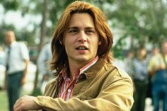 Johnny Depp Through the Years