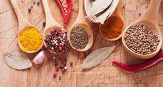 Dansk – Tyrkisk parlør: Krydderier