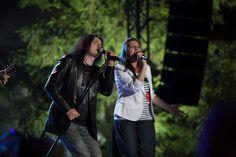 Klaudia Borczyk i zespół Bracia, 7. Festiwal Zaczarowanej Piosenki 2011, #Krakow #koncert #muzyka #zaczarowana