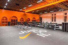 1757f5e1f nike just do it hq transforms 1885s church in chicago into basketball  facility designboom Training Center