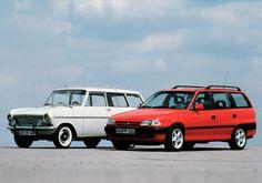 Opel Kadett A Caravan / Opel Astra 16V G Caravan. Opel Astra Caravan, Vintage Cars, Chevrolet, Classic, Vehicles, Trucks, Cars, Camper Van, Cars Motorcycles