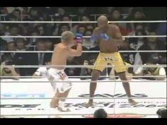 Anderson Silva X Ryo Chonan - 2004 [DERROTA]