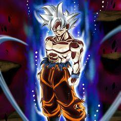 Goku Instinto Superior Dominado