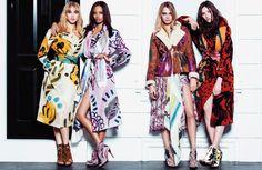 British Girls (Vogue China)