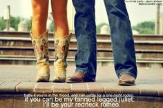 love this song and those girls boots and of course jason aldean.