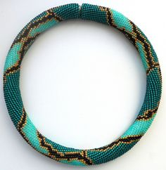 Python Emerald | biser.info - all about the beads and beaded works