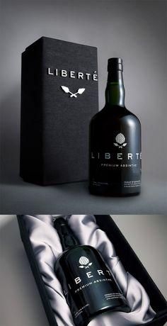 Liberte Premium Absinthe by Marius Wathne