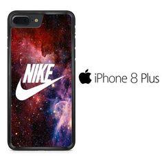 Nike Red Galaxy iPhone 8 Plus Case Iphone 8 Plus, Phone Cases, Nike, Red, Phone Case