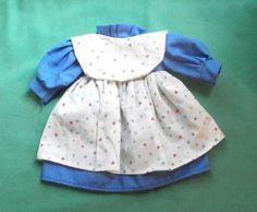 Puppenkleid-blau-20-cm-doll-dress-blue-20-cm