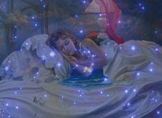 Good night sister and all, sweet dreams♥★♥. Good Night Greetings, Night Wishes, Good Night Image, Good Morning Good Night, Morning Gif, Morning Images, Dormir Gif, Image Positive, Sleep Dream