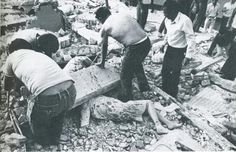 Mexico City  earthquake 1985