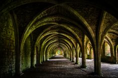 https://flic.kr/p/KnyZeQ | Cellarium | Shot of fountains abbey…