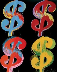 Obras Andy Warhol