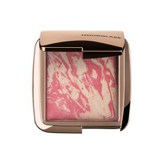 Shop Ambient Lighting Blush by Hourglass Diffused heat at MECCA. A marbled blush, designed to deliver natural, radiant colour to cheeks, adding depth and dimension. Coral Blush, Peach Blush, Mascara, Hourglass Ambient Lighting Powder, Hourglass Makeup, Summer Glow, Dim Lighting, Blush Brush, Diffused Light