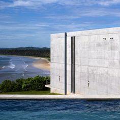 Tadao Ando'nun Sri Lanka evi, Edmund Sumner'den