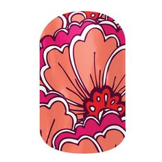 Bohemian Blossom Jamberry Nails Wraps. Lasts up to 2 weeks on fingernails and 4 weeks on toenails. Buy it here: http://easycutenails.jamberrynails.net/home/ProductDetail.aspx?id=1970#.UtRUd7TWvCQ