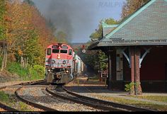 RailPictures.Net Photo: DL 3000 Delaware Lackawanna MLW M630 at Moscow, Pennsylvania by Kevin The Krazy 1