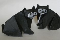 awesome origami! #paper #crafts