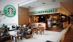 Starbucks Coffee - Morumbi Shopping - São Paulo SP - Brazil