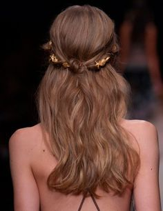 Valentino hair