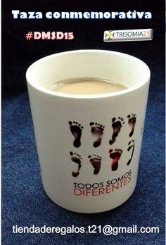 Taza #DMSD15 // #WDSD15 Cup