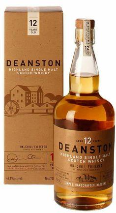 Deanston Scotch Whiskey