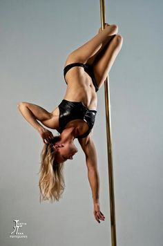 Pole Files Interview 30: Michelle Stanek Pole Dancer - Rarr Designs