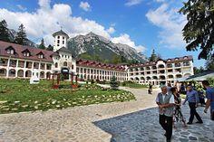 Each year, thousands of pilgrims make their way to Caraiman Monastery in Busteni, Romania