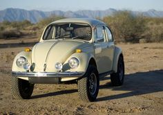 This 1971 Volkswagen Beetle has been with the seller for eight years, during which time it has been built into what the seller describes as a reliable off-road vehicle. Both photos and spec sheet are impressive, and these full-fendered Class 11 style Baja Bugs are nearlyalways cool--almost like fac