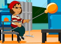 Virtual Glass Blowing for Kids! | TeachKidsArt