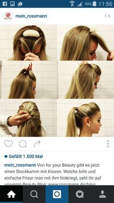8 Besten Frisur Bilder Auf Pinterest Cute Hair Hairstyles Und