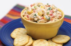 Fiesta Cracker Spread
