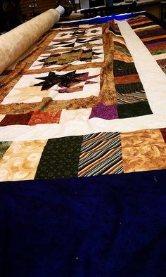 tips for successful long arm quilting
