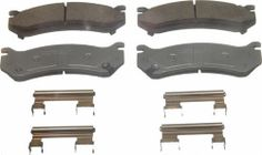 Brake Pads For Cadillac Escalade ESV From Wagner ThermoQuiet QC 785 Brake Pads from Auto Parts Canada Online save on quality replacement automotive brake pads. Escalade Ext, Cadillac Escalade, Chevrolet Astro, Canada Online, Brake Pads