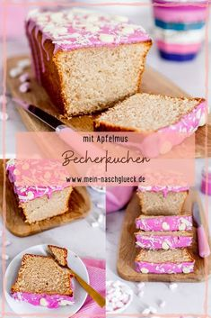 Sweet Bakery, Cupcakes, Vanilla Cake, Sweets, Foodblogger, Desserts, Recipes, Muffins, Food Ideas