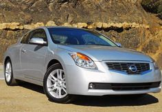 Nissan Altima Coupe Specifications - http://autotras.com