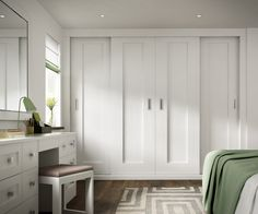 shaker sliding wardrobe doors - Google Search