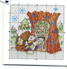 Gallery.ru / Фото #90 - Cross Stitch Crazy 197 - WhiteAngel
